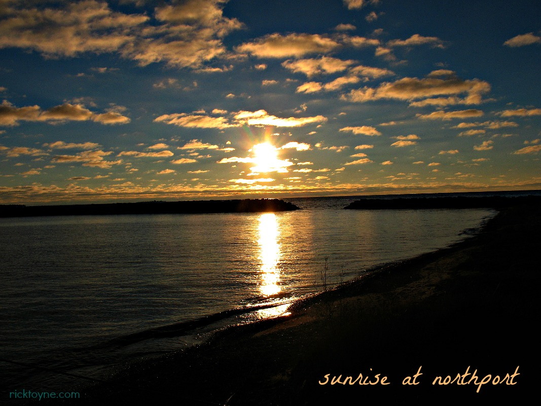 Sunrise at Northport ricktoyne.com