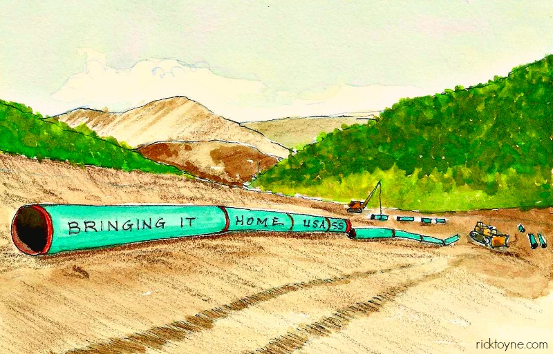 Pipeline ricktoyne.com
